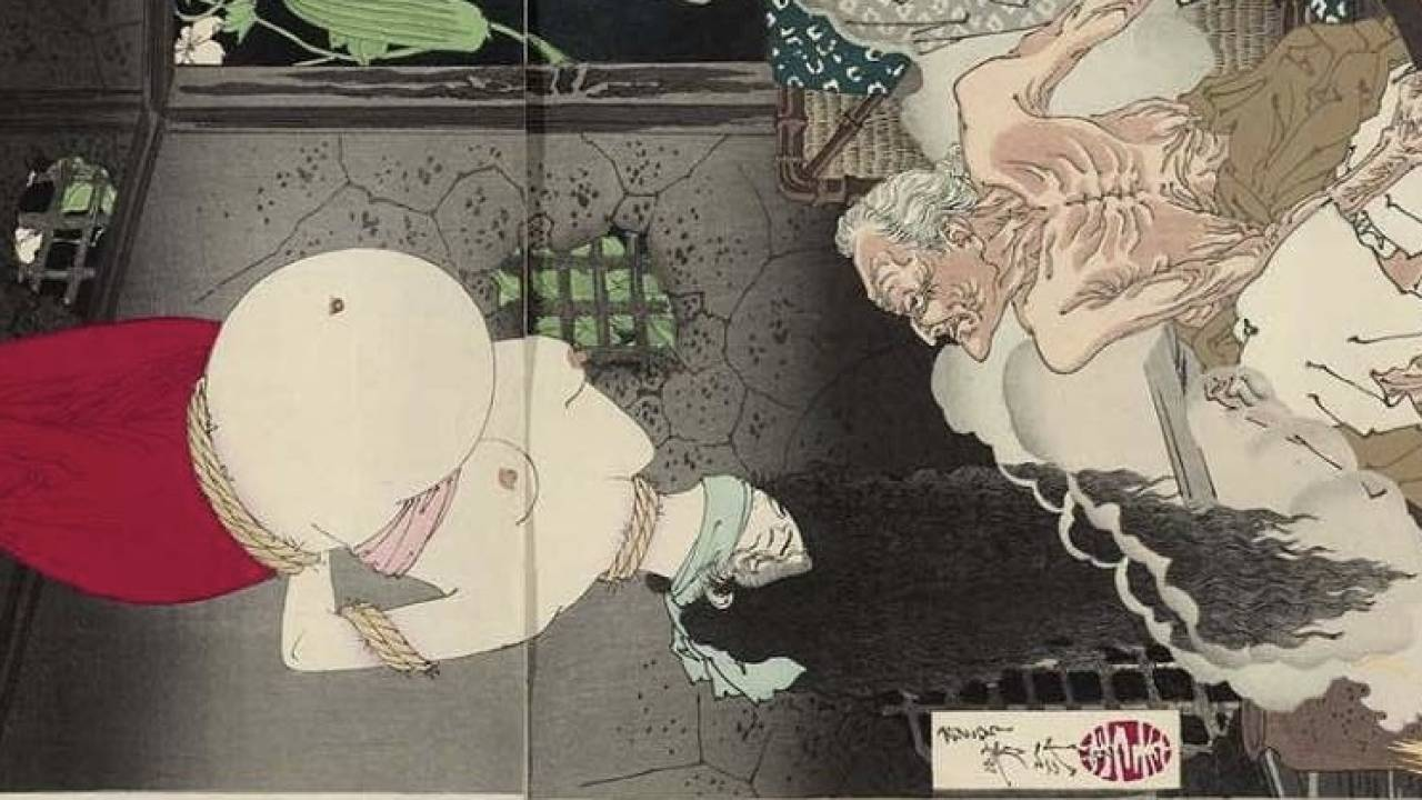 鬼婆も元は普通の女性…「安達ヶ原の鬼婆伝説」の鬼婆が鬼になった理由が切なすぎる