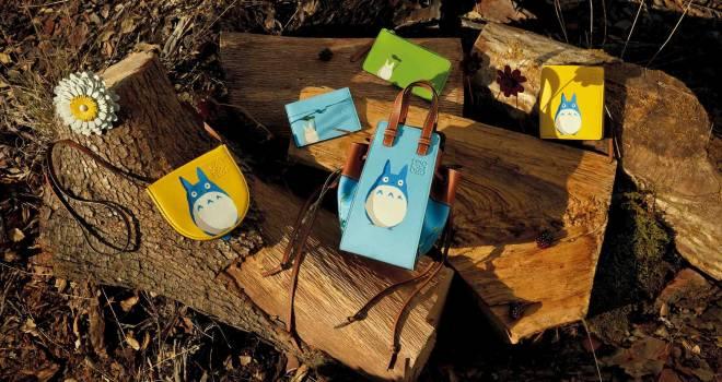 めちゃくちゃ可愛いよ♡ついに「ロエベ x となりのトトロ」コレクション全58商品が公開!