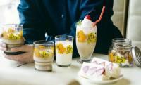 1970年代に発売された昭和レトロな可愛いグラス「ズーメイト」がアデリアレトロに新登場!