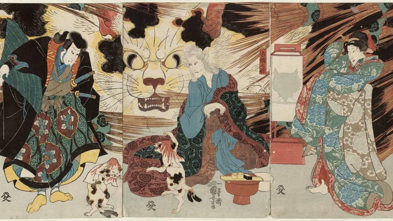 猫ブームは江戸時代にも!暮らしの中にいたカワイイ・怖い・縁起がいい…様々な猫たち【後編】
