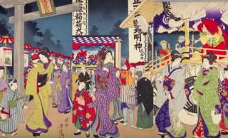 下心しかない!?2月最初の午の日「初午」の稲荷神社参拝は古代から婚活目的だった