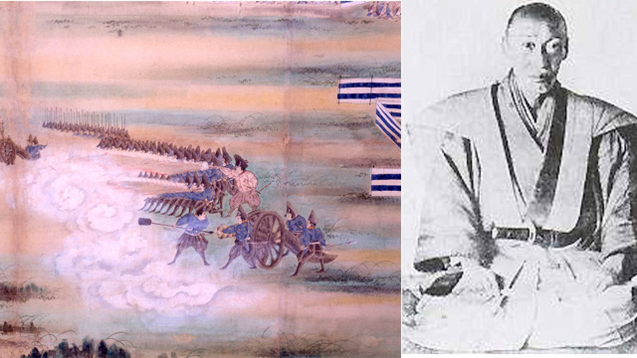 長崎の町役人から江戸幕府に仕える幕臣へ上り詰めた男!幕末の砲術家・高島秋帆の生涯