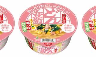 日清のどん兵衛からあっさり出汁がおいしいそうめんが新発売!