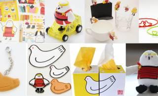これは嬉しい!鎌倉みやげ「鳩サブレー」の人気 鳩グッズが特別にオンライン販売をスタート