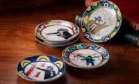 ルパン三世が伝統工芸品「九谷焼」の豆皿に!1stシリーズの印象的なカットをデザイン
