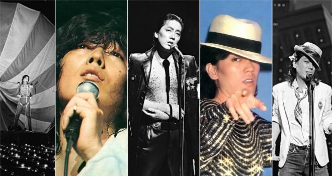 ジュリ〜〜ッ!日本レコード大賞やベストテンなど沢田研二の音楽番組の映像を厳選した7枚組DVD BOX発売
