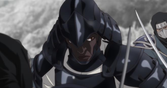 戦国時代、織田信長に仕えた黒人武士・弥助を題材にしたアニメ「Yasuke -ヤスケ-」がNetflixで全世界配信!