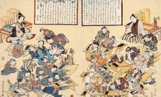 江戸時代、全国に自然発生的に広まった「寺子屋」ではどんな勉強をしていたのか?