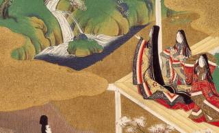 つなぐのは貴族も好む「最高位の色」ふりかけと『源氏物語』の高貴で優美な関係