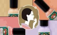 人気の胡粉ネイルから日本の伝統色を彷彿とさせる『輝かシリーズ ―4種の春色―』が新発売