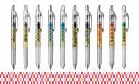 全10種類!ぺんてるのボールペン「エナージェル」から和柄シリーズが限定発売