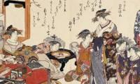 江戸時代、生理中の女性は「月経小屋」に隔離。遊女の月経期間はどうしてた?