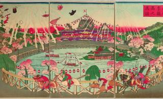明治時代の競馬はギャンブルではなく貴族の社交場。不忍池にあった競馬場とは?