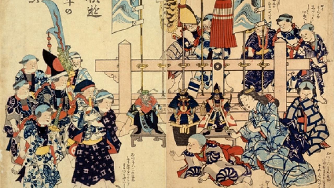 皐月、仲夏、浴蘭月…「5月」のいろいろな呼び方が味わい深くて面白い!
