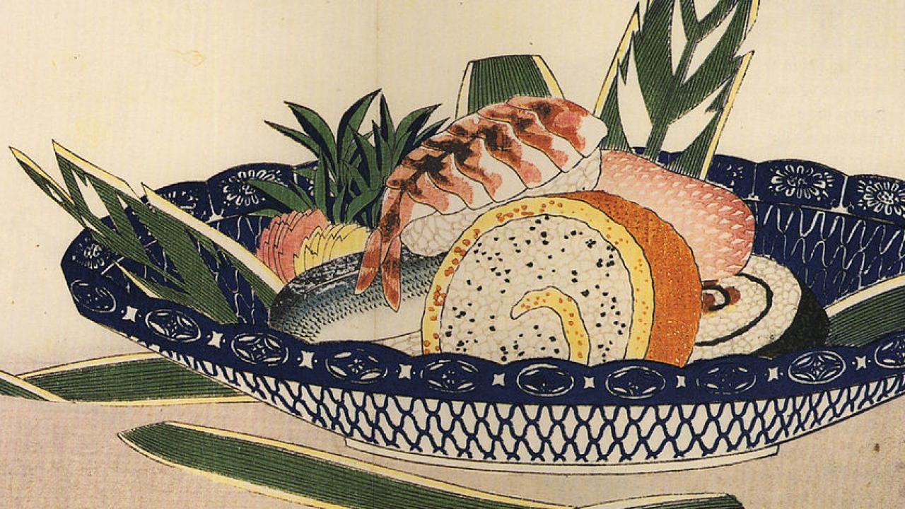 今につながる食文化も!江戸時代の食事を庶民・農民・武士など階級ごとに解説