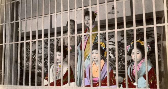 どちらも最高級の娼婦だけど…日本の「花魁」と19世紀パリの「クルチザンヌ」の違いとは?