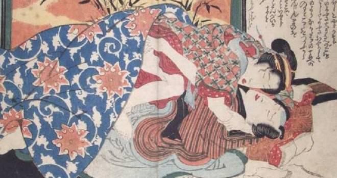 時雨茶臼、茶臼のばし…雅な名前なのに刺激的『江戸 四十八手』の騎乗位シリーズ