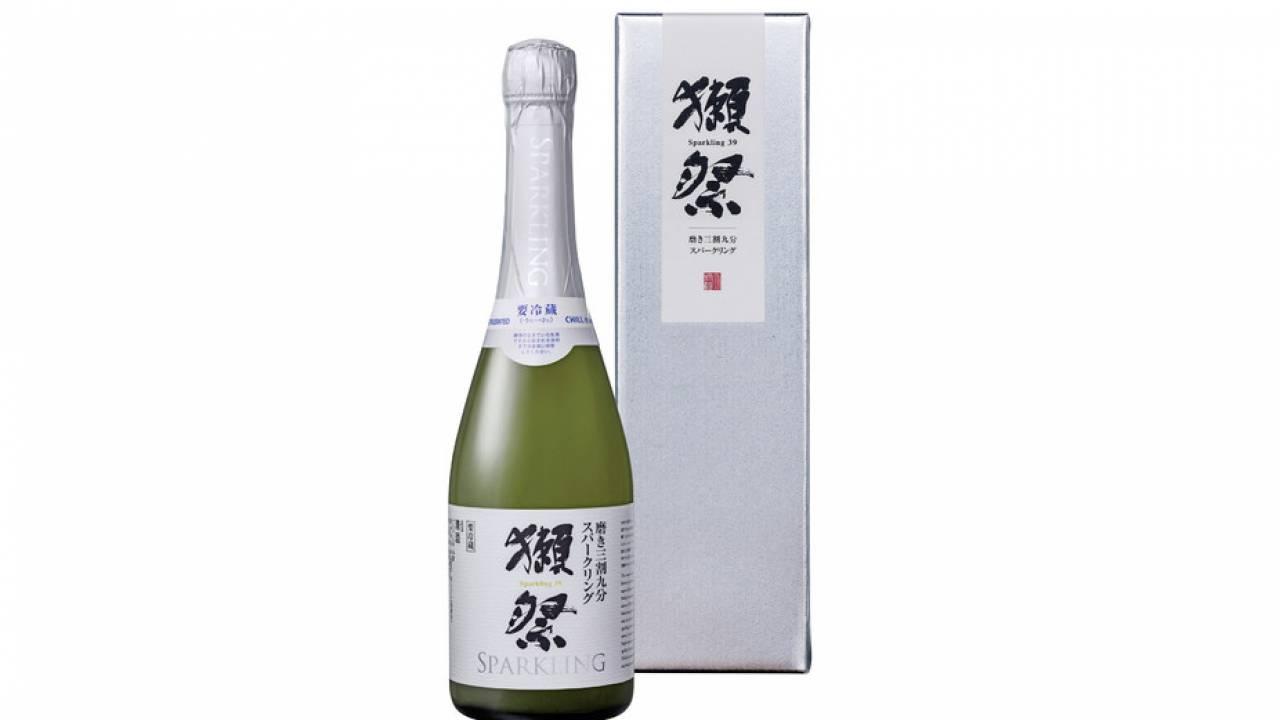 旭酒造の銘酒「獺祭」から季節限定『獺祭 磨き三割九分 スパークリング』登場