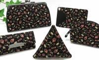 伝統工芸「印傳」とあのSuicaのペンギンがコラボ!スイーツ柄の財布やポーチなどが発売