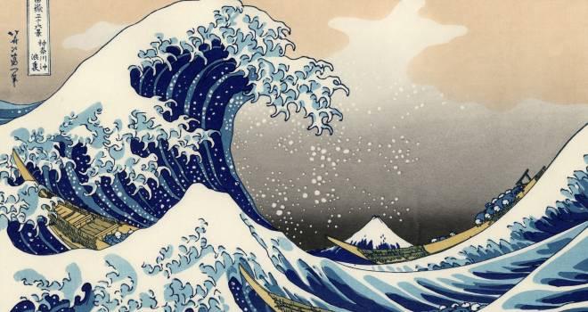 いよいよ公開する映画「HOKUSAI」に備えて!葛飾北斎、喜多川歌麿、写楽の代表作を紹介