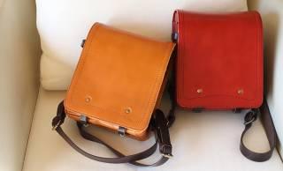 90年の時を越えて復刻!昭和のランドセルをリメイクした大人向け『小さな革のランドセル クラシカ』新発売