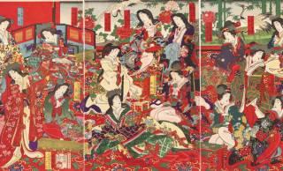 将軍と性行為したら一生出られない!?女性の園、江戸城 大奥での性生活のしきたりやルール