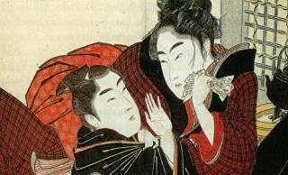 役者から商人、力士まで!多くの男と関係を持った絶倫すぎる徳川綱誠の側室・お福