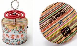 スケボーデッキの廃材を再利用したカラフルな「蚊取り線香ホルダー」が素敵だよ!