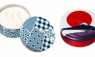 スチームクリームから伝統的な切子文様を組み合わせたデザイン缶が数量限定発売