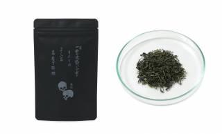 約300年前の製法を再現し伊藤若冲の名作「髑髏図」をパッケージに採用した特別な茶葉が発売