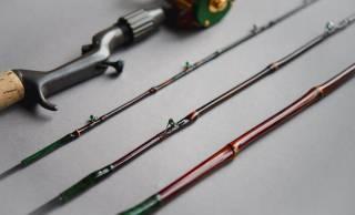 """日本の伝統釣具""""和竿""""の世界観をルアーフィッシングで楽しめる「渓流ルアー和竿」が登場"""