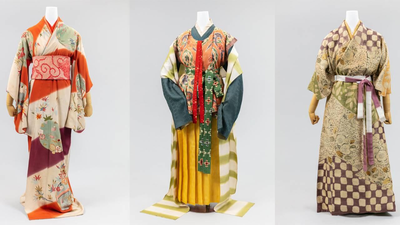 日本女性の衣服の移り変わりを巡る展覧会「再現 女性の服装1500年─京都の染織技術の粋─」開催