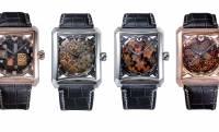 漆塗りと蒔絵を施し日本の伝統美を凝縮した腕時計『SEVEN WINDOWS漆蒔絵文字盤』シリーズ発表