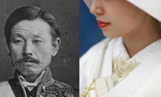 """日本人は""""劣等人種""""?明治時代、国際結婚による「人種改良」を主張した井上馨"""