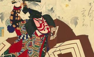 東京オリンピック開会式で海老蔵が魅せた!歌舞伎「暫(しばらく)」の単純痛快な物語