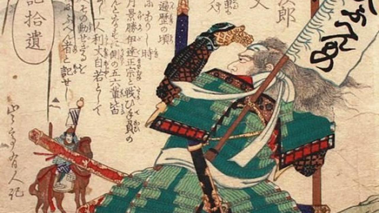 前田慶次、長坂信政!戦国武将の憧れ・朱槍を許された猛将たちのエピソードを紹介