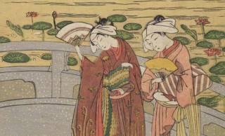 歌人・僧正遍昭と絵師・鈴木春信の心の闇「蓮は泥より出でて泥に染まらず」とは思えなかった?