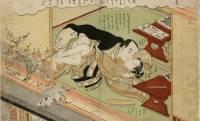 小人がのぞき?男色オンリー!?江戸時代の艶本・春画の世界は斬新なアイデアに満ち溢れている