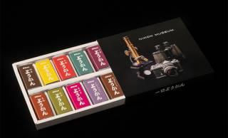 カメラメーカーのニコンが(なぜか)販売している羊羹に抹茶、黒糖など5つの新しい味が加わってリニューアル!