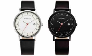 インパクト抜群の漢数字がナイス!日の丸と忍者をイメージした腕時計が「DANISH DESIGN」から登場