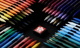 """圧巻の色揃え!クーピーペンシル初の最多色""""100色セット""""が発売。サクラクレパス100周年で"""