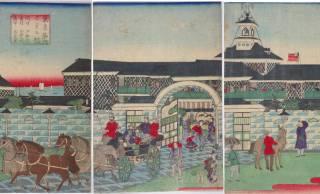 東京 銀座や丸の内、日本橋…浮世絵で見て歩く華やかな明治時代の洋風建築【番外編】