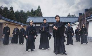 剣客集団「新選組」土方歳三の知られざる真実を描く映画「燃えよ剣」の3分特別映像が公開