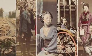 貴重で魅力的なものばかり!江戸時代の余韻を残す明治初期の古写真たちを一挙公開