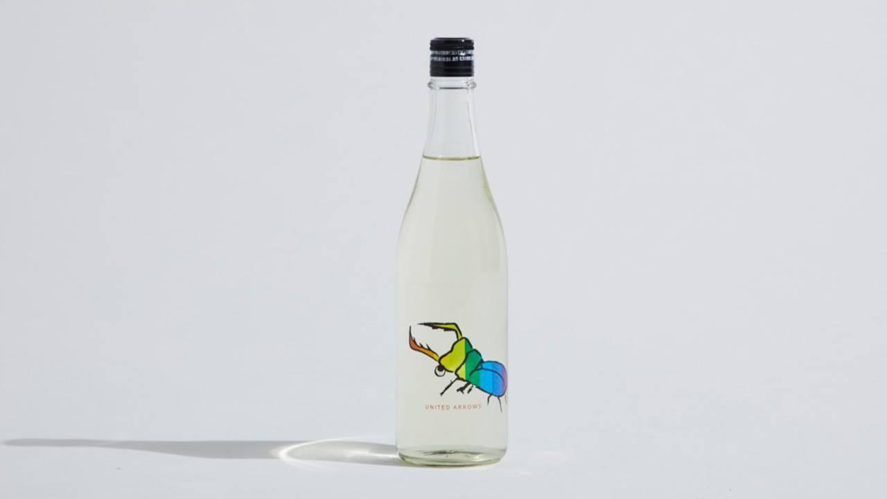 ラベル可愛すぎでしょ♡ユナイテッドアローズと蔵元「仙禽」のコラボ日本酒「くわがた」誕生