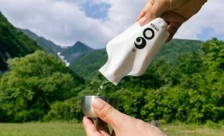 そのまま熱燗もOKなアウトドア専用日本酒「GO POCKET」が気になるぞ!味わいも7種と豊富