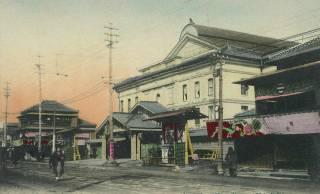 幕末期に西欧の演劇に触れ、歌舞伎の本拠地「歌舞伎座」を今に残した福地源一郎の功績