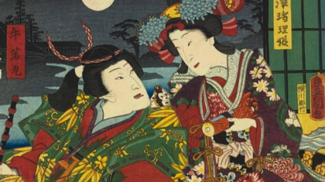 語源は牛若丸の恋人から?日本の伝統芸能・浄瑠璃の特徴と歴史を紹介