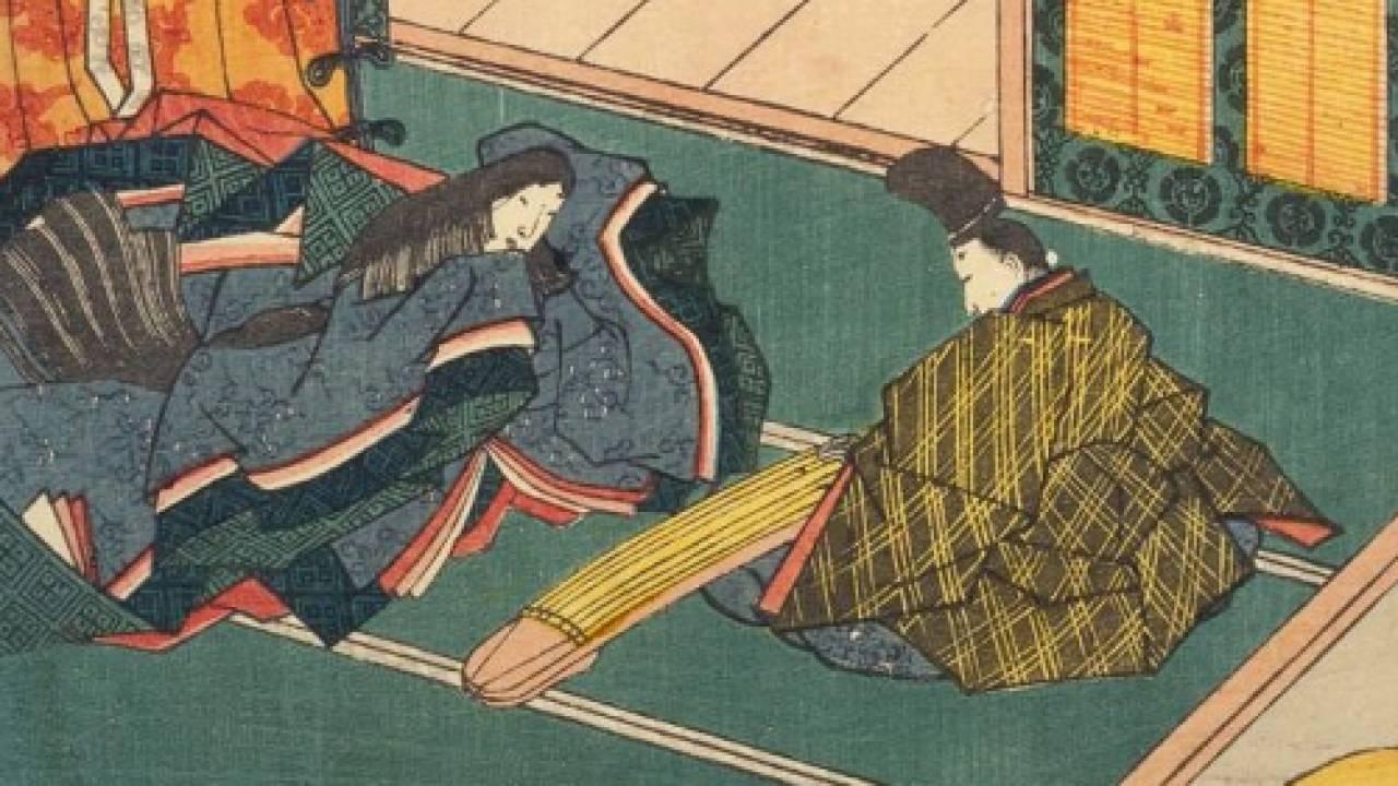がんばる姿が愛らしい『源氏物語』のヒロイン?おてんば少女「近江の君」の姫さま修行