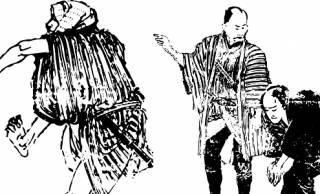 見つけたらお代官様へ…江戸時代の指名手配書「人相書」がお寺の襖から発見される